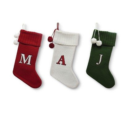Knitted Stockings Target