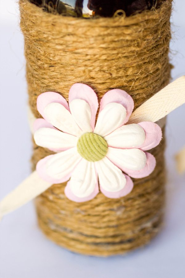 DIY Spring Decor from Dollar Tree