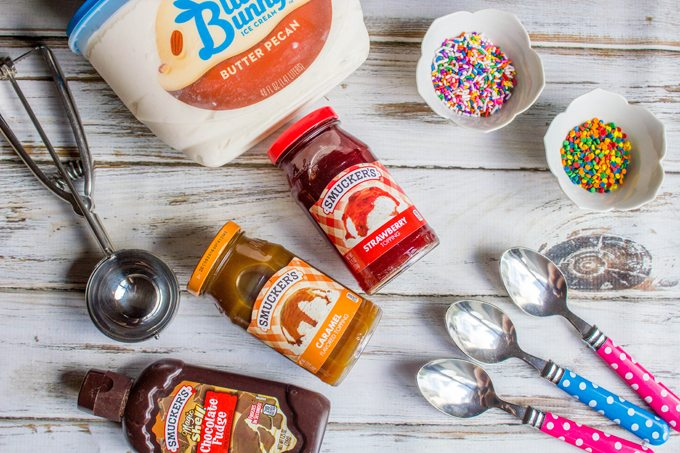 Smuckers Toppings