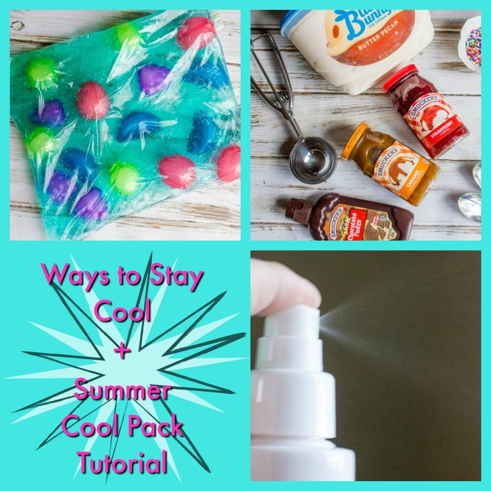 Ways to Stay Cool - Summer Ice Pack