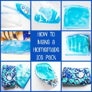How to Make a DIY Ice Pack