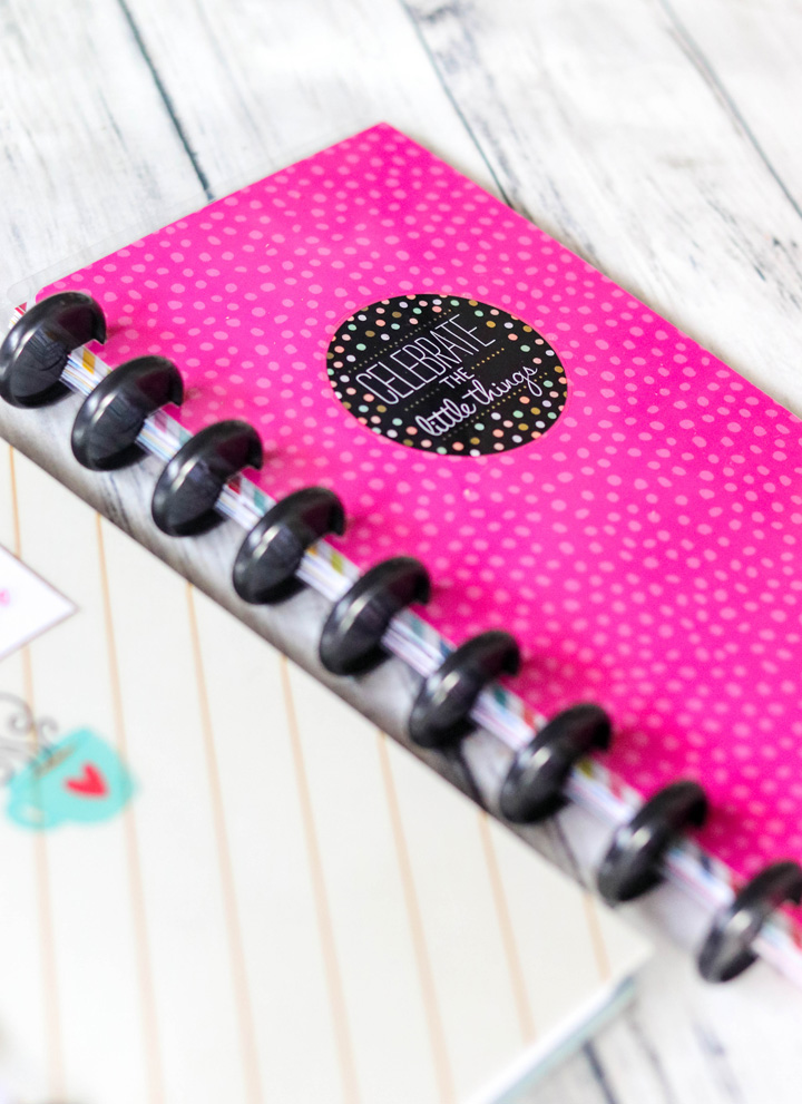 DIY Happynichi - Happy Planner Fauxbonichi Decorate Cover